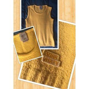 Designer Yellow top